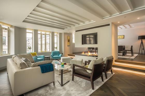 Moderni apartman – Dragulj u centru Londona koji će vas oduševiti interijerom...