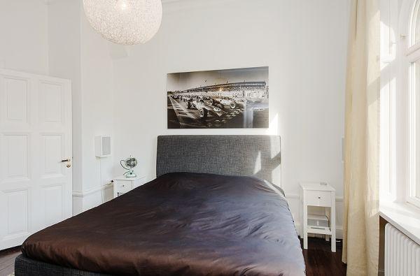 Stan sa jednostavnim dizajnom interijera koji nudi osobnost i stil  KucaSnov...