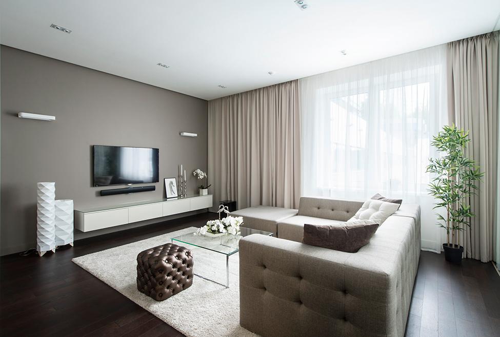 Neodoljivi minimalistički apartman od 60 kvadrata sa snažnim dizajnerskim rit...