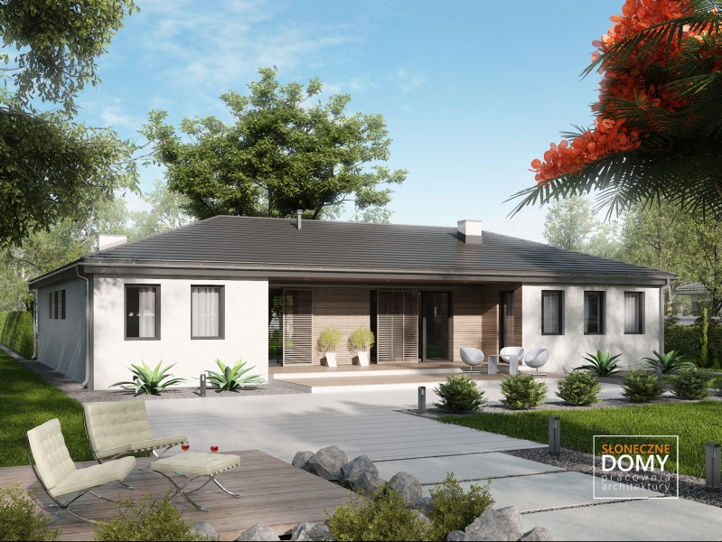 Projekat prizemne kuće – Havaji  KucaSnova.com