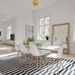 15 prekrasnih ideja za trpezariju u skandinavskom stilu