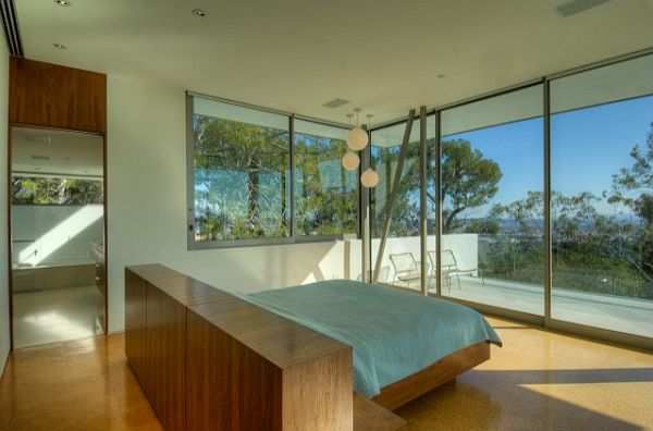 Spavaće sobe s fenomenalnim pogledom (20 slika)  KucaSnova.com