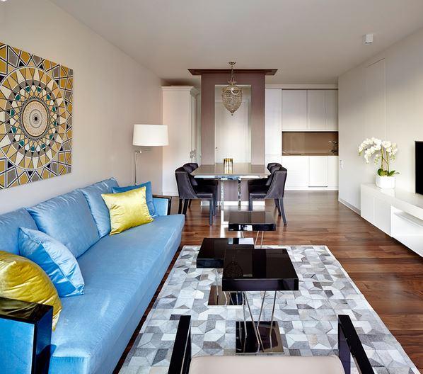 Jednosoban stan kao funkcionalan i elegantan dom  KucaSnova.com