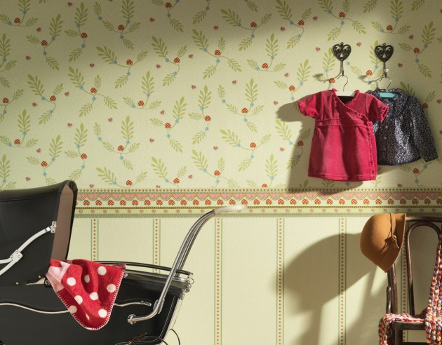 zidne dekoracije i tapete za dje ju sobu 24 slike. Black Bedroom Furniture Sets. Home Design Ideas
