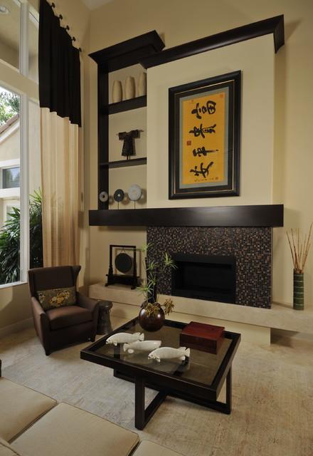 26 elegantnih i udobnih dnevnih soba u azijskom stilu  KucaSnova.com