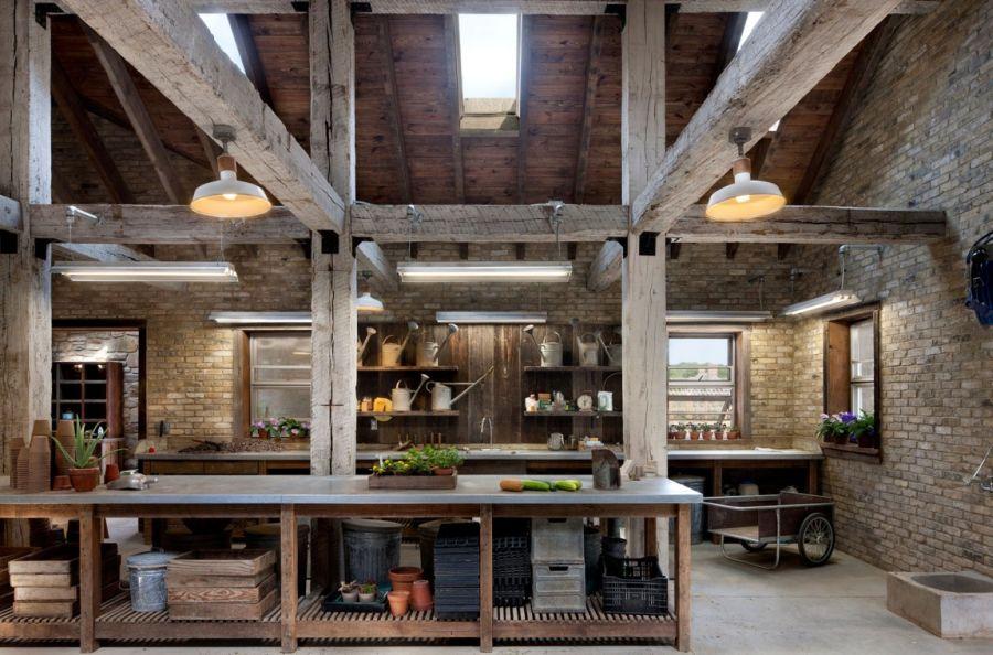 MODERNO RENOVIRANJE: Povijesno privatno imanje dobilo novi moderni izgled  K...
