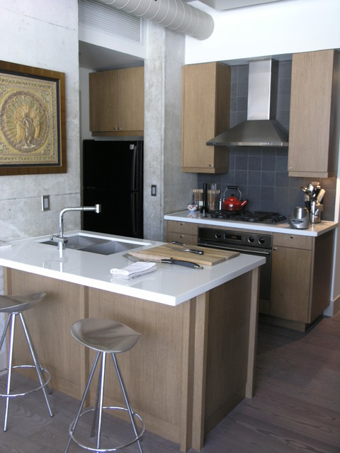 Dapur Minimalis Small Kitchens