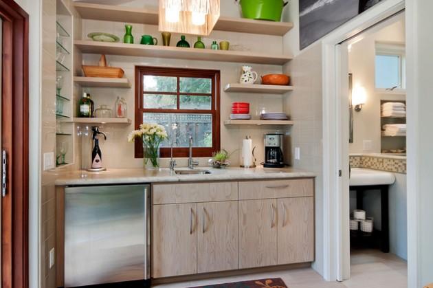 24 IDEJE: Kako urediti malu kuhinju (FOTO)  KucaSnova.com