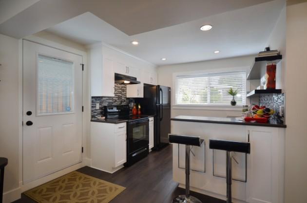 Uredjenje Male Kuhinje 24 Kuća Snova