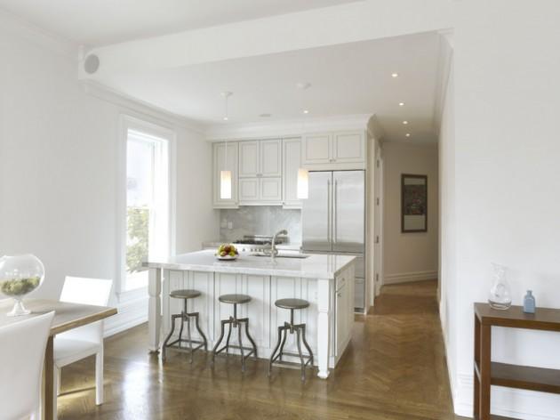 24 ideje kako urediti malu kuhinju foto - Small bathroom design ideas for maximum utilization of small space ...