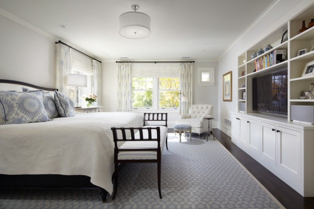 Tradicionalne spavaće sobe – 18 ideja za uređenje spavaće sobe  KucaSnova.com
