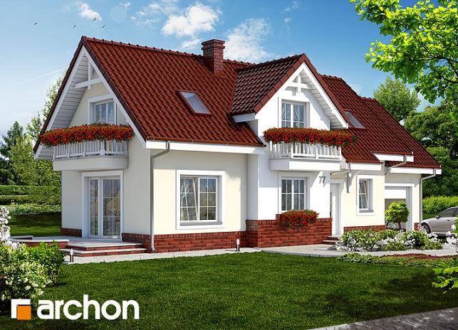 Ukupna stambena površina iznosi 111,46 m2. Garaža zauzima 18,19 m2 ...