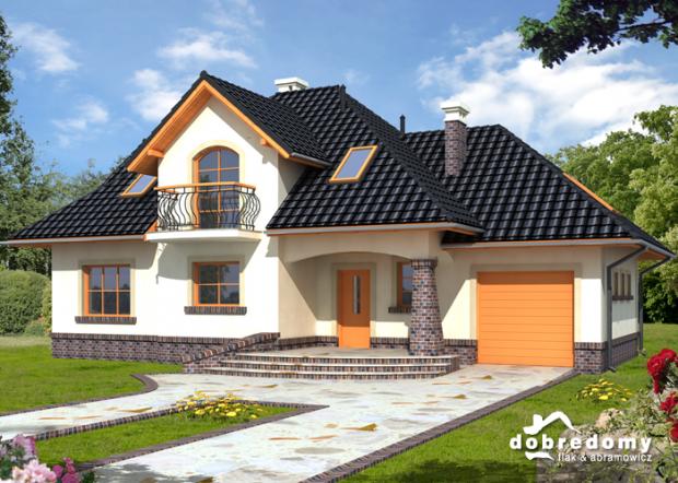 Ukupna stambena površina iznosi 132,50 m2. Garaža zauzima 19,80 m2 ...