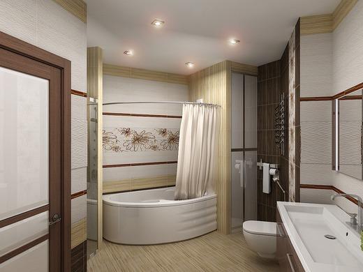 Uređenje kupaonice – Kupaonica Gloria 9  KucaSnova.com