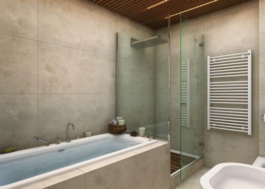 Uređenje kupaonice – Kupaonica Lux 10  KucaSnova.com