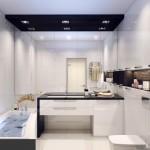 Uređenje kupaonice – Kupaonica Lux 6