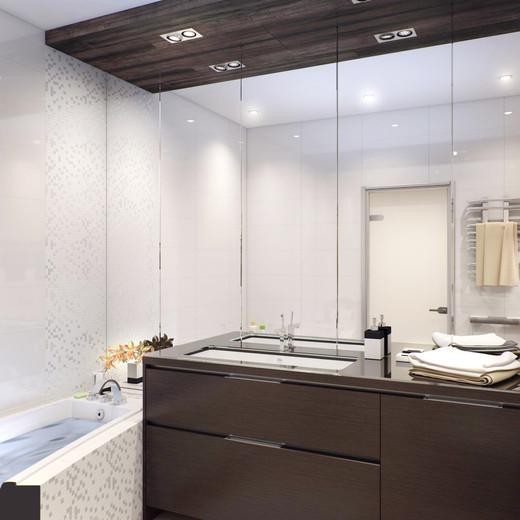 Uređenje kupaonice – Kupaonica Lux 7  KucaSnova.com