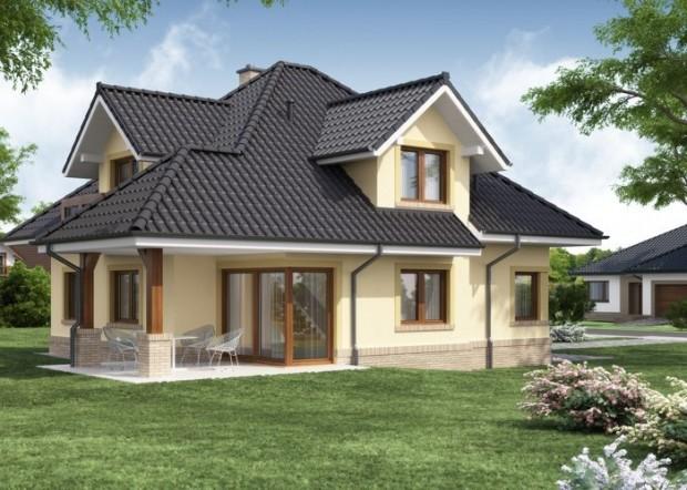 prizemne kuće s garažom i potkrovljem – Kamea | KucaSnova.com