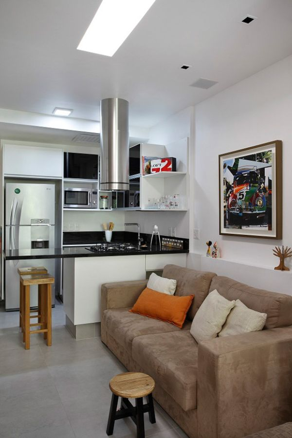 Jednosoban stan od 27 kvadrata će vas oduševiti uređenjem  KucaSnova.com