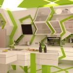 Kubizam u kuhinji  KucaSnova.com