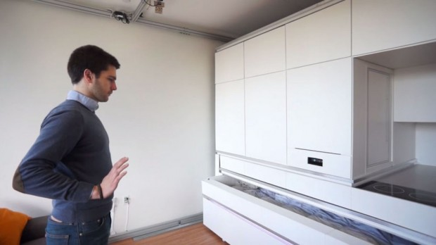 Inovativno rješenje za uređenje malih stanova  KucaSnova.com