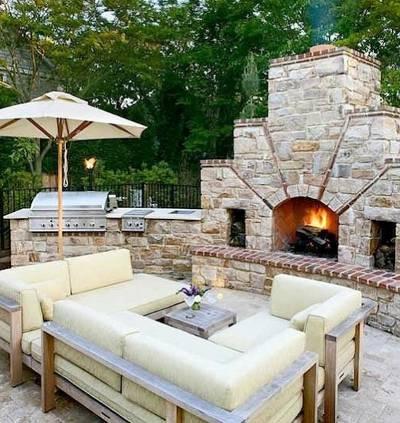Kuhinja na otvorenom? Zašto ne?! Pogledajte genijalne ideje  KucaSnova.com