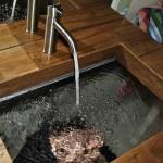 Prozirni umivaonik