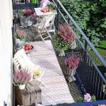 Šareni balkoni za uživanje u toplim danima