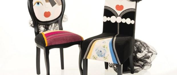 Simpatične stolice uz koje ćete uvijek imati društvo za stolom  KucaSnova.com