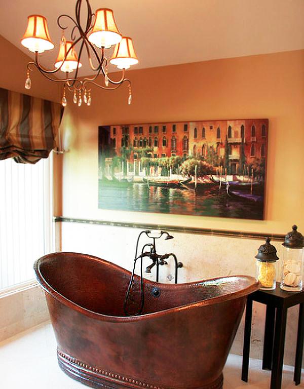 Kupaonica sa stilom – samostojeće kade  KucaSnova.com