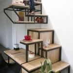 Police, stol, stubište i 'skladište' u jednom, može li bolje?!