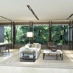 26 primjera dizajna interijera modernih dnevnih boravaka