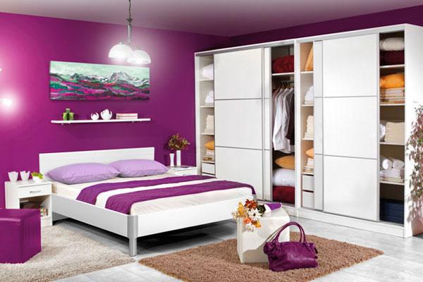 Zaista je prelijepo! Ormari i spavaće sobe  KucaSnova.com