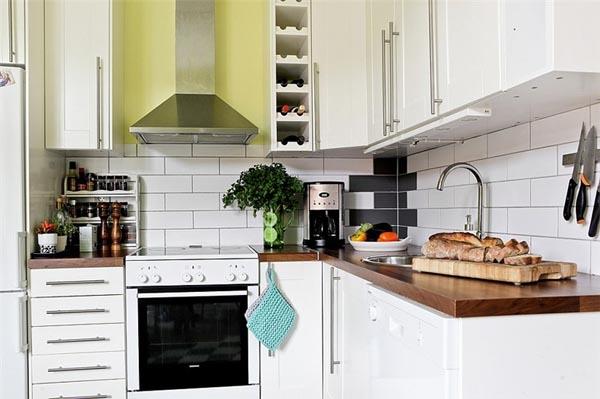 Uređenje malih kuhinja  KucaSnova.com