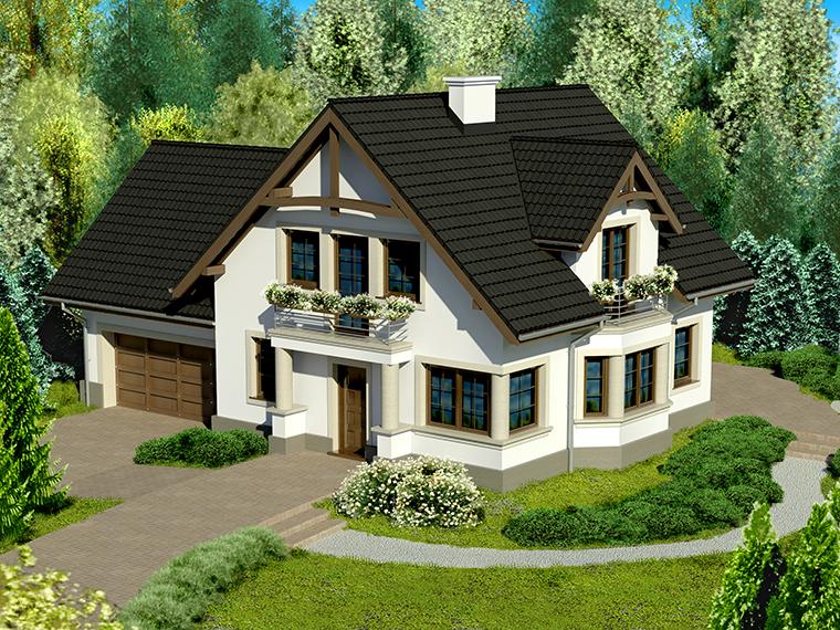 Projekat – Kuća koju bih svi poželjeli  KucaSnova.com
