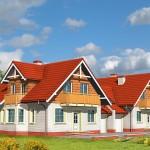 Projekat – kuća sa dva krova