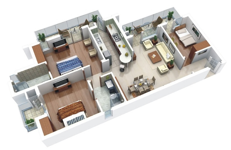 Loft Style Apartments In Cincinnati