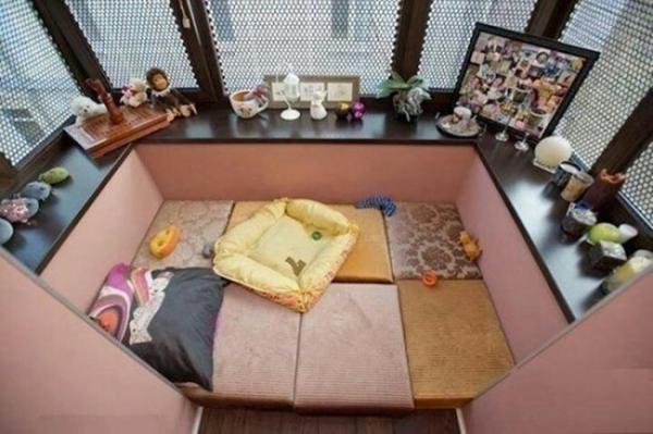 Lođe i balkoni preuređeni u dodatni zatvoreni prostor  KucaSnova.com