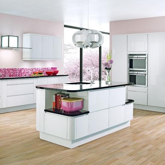 10 primjera kuhinje u bijeloj boji  KucaSnova.com