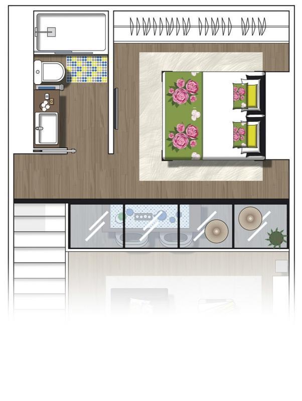 Mali stan na dvije etaže  KucaSnova.com