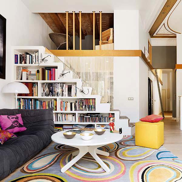 Kako iskoristiti prostor ispod stepenica?  KucaSnova.com