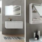 Ideje za uređenje kupatila: Odabir ogledala i umivaonika  KucaSnova.com