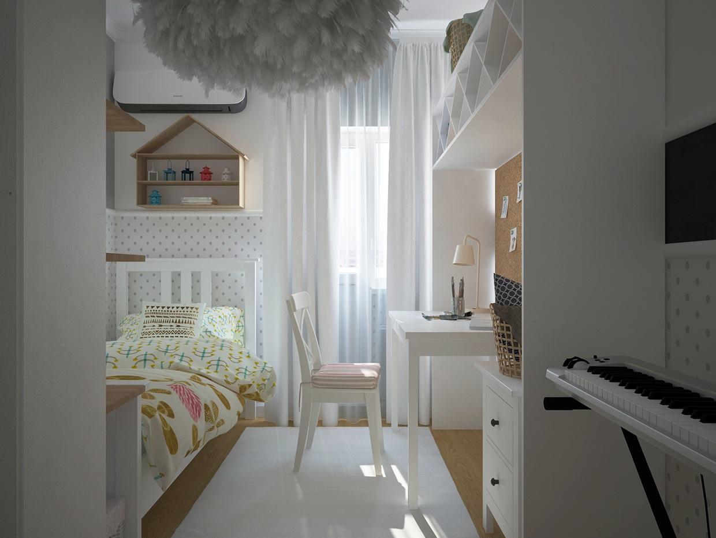 Šarene dječje sobe  KucaSnova.com