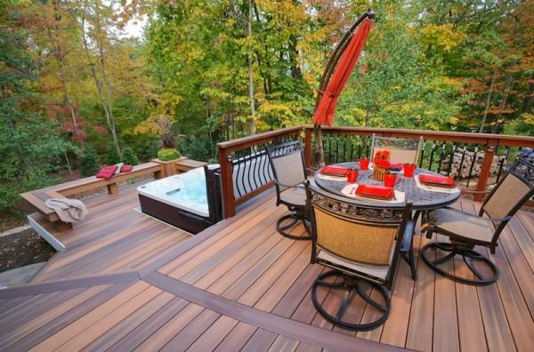 Ideje za uređenje terase kojima ćete pomladiti vaš vrt  KucaSnova.com