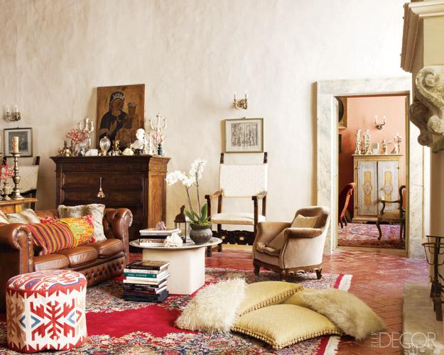 12 Predivnih prostorija iz italijanskih domova  KucaSnova.com
