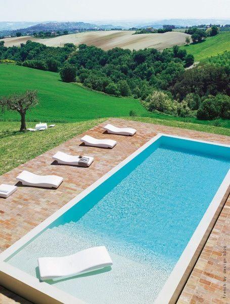 Prekrasni bazeni za uživanje u vrućim ljetnim danima  KucaSnova.com