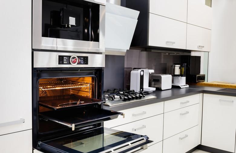 10 super ideja za moderne crno-bijele kuhinje  KucaSnova.com