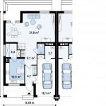 kuca-sa-dvije-garaze (7)