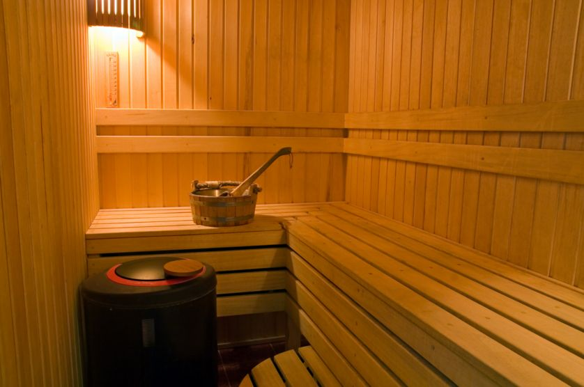 SAM SVOJ MAJSTOR: Kako napraviti kućnu saunu  KucaSnova.com