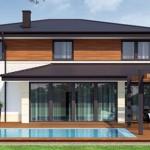 Luksuzna porodična kuća sa bazenom (DETALJAN PLAN)